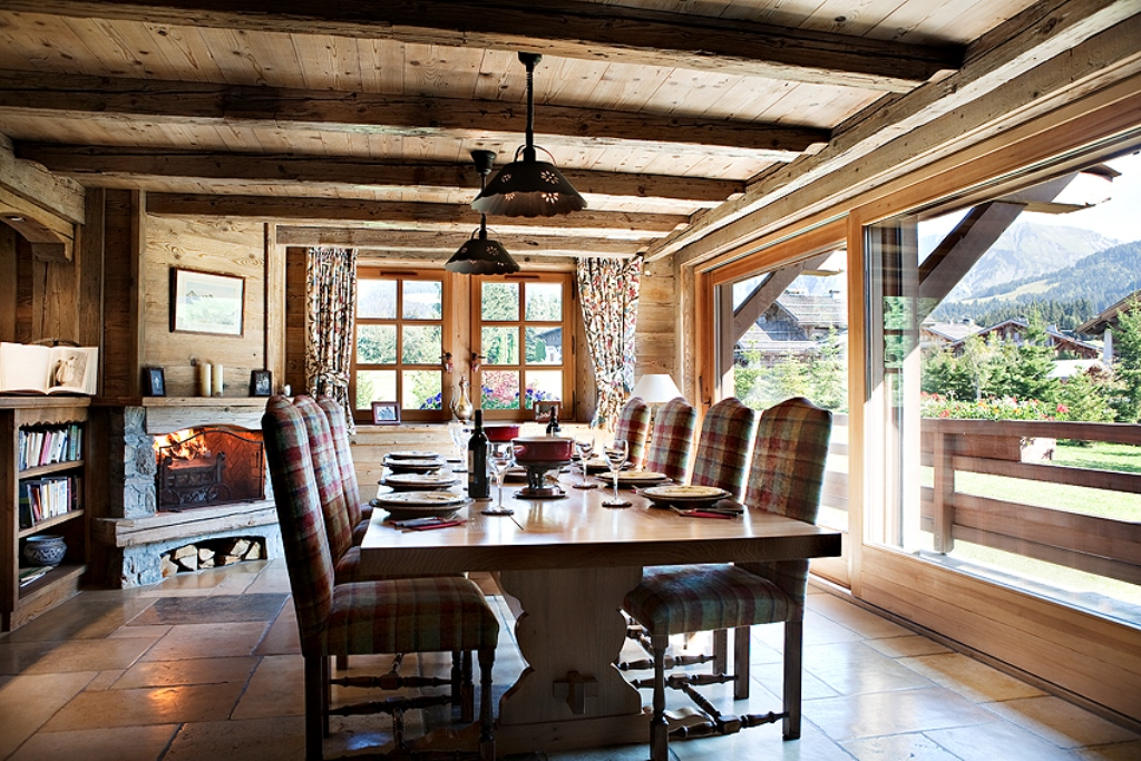 See details MEGEVE Villa 6 rooms (4306 sq ft), 5 bedrooms